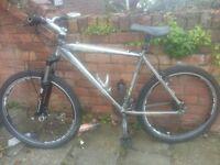 bike for sale rockshox forks disc