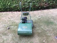 Atco deluxe 17 inch petrol cylinder mower