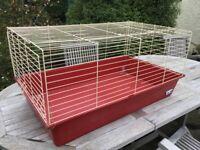 Indoor rabbit / guinea pig hutch / cage