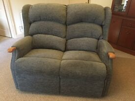 Two Seater Settee - HSL
