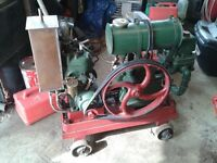 Stuart Turner Water pump 1949 ,Type R.2 .H.P 3/4 @ 1500rpm