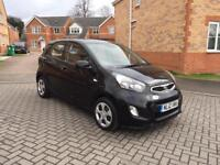 2012 KIA PICANTO 1.0 PETROL, 12 MONTH MOT, SERVICE HISTORY, LOW MILEAGE, FULL HPI CLEAR, £0 TAX