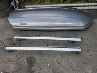 thule car roof box
