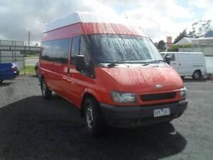 2006 Ford Transit Van diesel turbo Warrenheip Ballarat City Preview