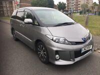Toyota Estima 2.4 5dr HYBRID, AUTO 7 SEATERS PCO