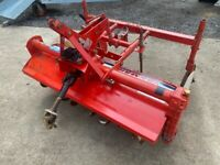 1.3 Meter Rotavator Tiller compact tractor massey ferguson john deere