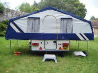 Pennine Fiesta 2+2 Trailor Tent/Folding Camper