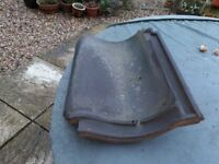 40 Roofing tiles, grey/black, all good condition stored in clean area, £30. Buyer collects