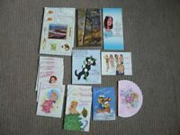 OVER 25 VINTAGE COLLECTIBLE 1950'S GREETINGS CARDS BIRTHDAY VALENTINES ETC