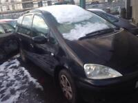 Ford galaxy breaking for parts 2002