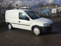 2007 VAUXHALL COMBO 2000 1.3CDTI LOW MILES VERY GOOD CONDITION 5 SPEED