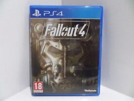 FALLOUT 4 - PS4 IMMACULATE CONDITION