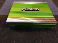 Fusion FE-402 Encounter 2 Channel Amplifier
