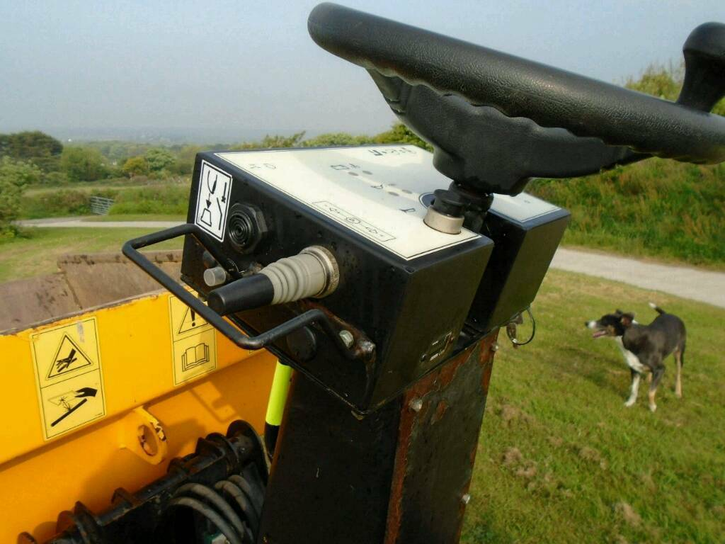 2016 Jcb 1 Ton Hi Tip Dumper In Chesterfield Derbyshire Gumtree Ebay Ford Tractor 3600 Wiring Harness Https Iebayimgcom 00 S Nzy4wdewmjq