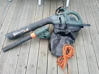 Garden leaf blower & Vacuum