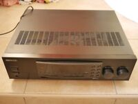 Kenwood KR-A3080 stereo FM/AM receiver with remote