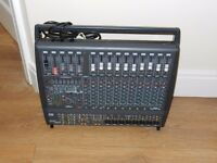 YAMAHA EMX2000 8 CHANNEL MICROPHONE POWER MIXER STEREO 200+200W