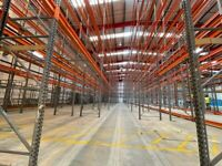 SCHAFER RSJ INDUSTRIAL COMMERCIAL WAREHOUSE PALLET RACKING BAY (Brentwood Branch)