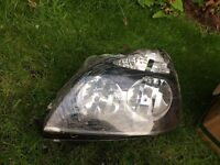 Clio nsr front head lamp for sale like new