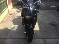 Aprilia habana custom 50cc