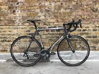 Road bike 20 speed Cannondale (new parts)