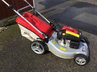 Mountfield SP533 Petrol Lawnmower Self Propelled Fully Serviced Large 51cm Cutting Width Great Mower
