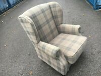 Large armchair possible delivery