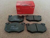 Rear brake pads - Citroen/Renault/Peugeot - PAD1005