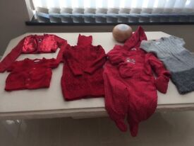 Girls clothes from 6months to 6 years. Inc Next,bluezoo,Ralph Lauren,monsoon