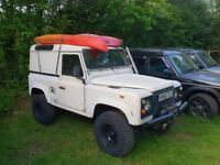 1990 Land Rover Defender 200tdi New mot 4k in invoices in the last 4 years would export to the usa