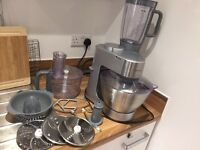 Kenwood food blender, mixer and processor.Not working!!!