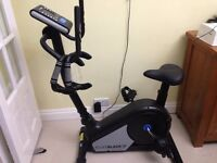 Roger black - Rebook Exercise bike £75 ( was in £175) - need space in house