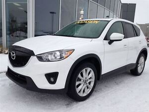 2014 Mazda CX-5 GT + CUIR + BLUETOOTH + TOIT OUVRANT