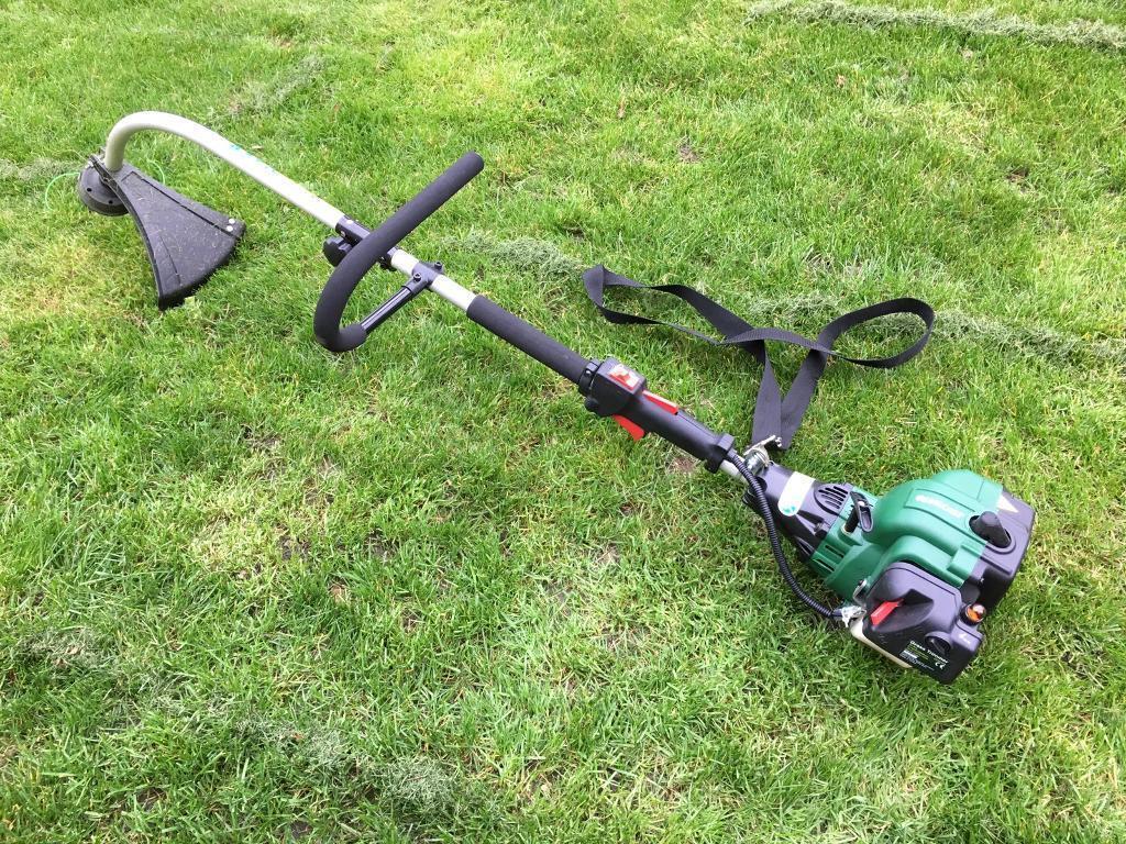 Qualcast 29.9cc Petrol Grass Trimmer + string refill + manual