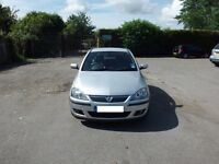 2005 '55' VAUXHALL CORSA 1.2 SXI+ [80] 3DR S-A SILVER MANUAL