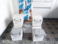 Ca Pietra floor tiles 7 boxes