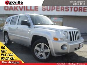 2010 Jeep Patriot North | 4X4 | AUTO | HEATED SEATS | POWER GROU