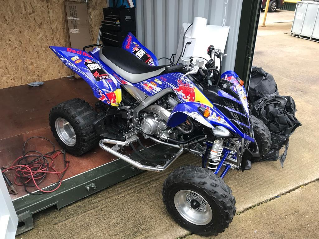 RAPTOR 700 FOR SALE!!! IMMACULATE CONDITION. Quad