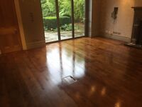 Floor sanding and renovation