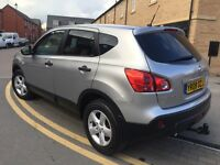For sale nice family car Nissan qashqai 2litter diesel 6 speed manual 4X4 run & drive like new