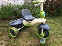 Smart Trike (4 in 1) for 10 months to 3 years old