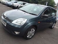 Ford Fiesta zetec - excellent condition