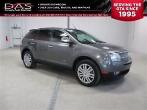 2008 Lincoln MKX LIMITED AWD NAVIGATION/PANORAMIC ROOF