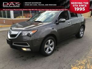 2012 Acura MDX SH-AWD LEATHER/SUNROOF/7 PASS