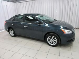 2015 Nissan Sentra LESS THAN 5K! ON IT! LIKE NEW!! SV WITH A/C,