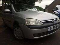 TRADE IN TO CLEAR VAUXHALL CORSA 1.0 3 DOOR*