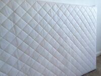 Cotbed mattress in excellent condition 1390 X 690mm