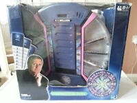 Who wants to be a millionaire electronic board game