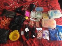 Hair dressing starter kit