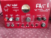TL Audio Fat Man 1 Stereo Valve Compressor